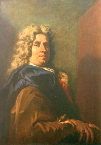 Self Portrait | Sebastiano Ricci | oil painting