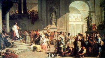Susanne before Daniel | Sebastiano Ricci | oil painting
