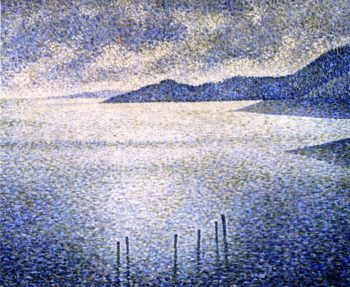 Channel Coast | Theo van Rysselberghe | oil painting