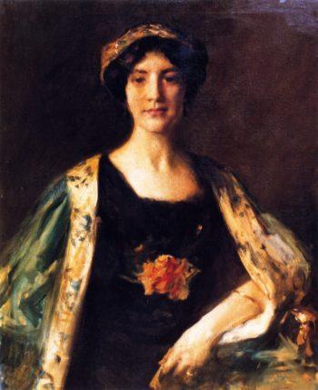 Alice Chase Sullivan | William Merritt Chase | oil painting