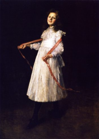 Alice | William Merritt Chase | oil painting