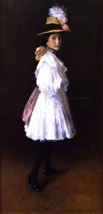 Alice | William Merritt Chase | oil painting