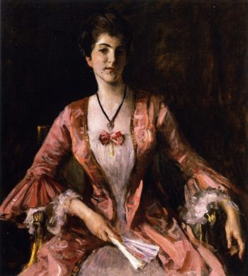 Dorothy | William Merritt Chase | oil painting