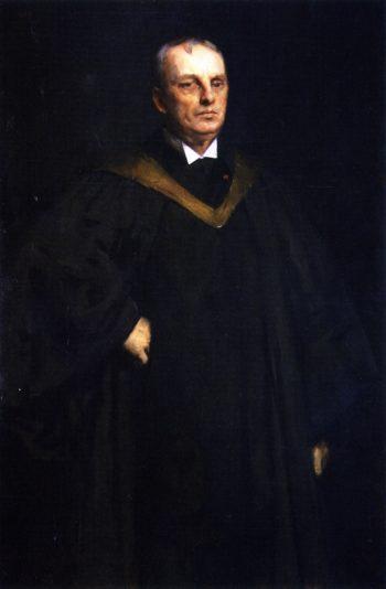 Elisha Benjamin Andrews   William Merritt Chase   oil painting