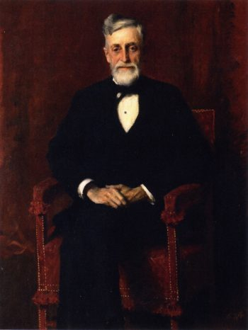 John Butler Talcott | William Merritt Chase | oil painting