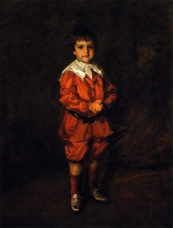 Master Robert | William Merritt Chase | oil painting