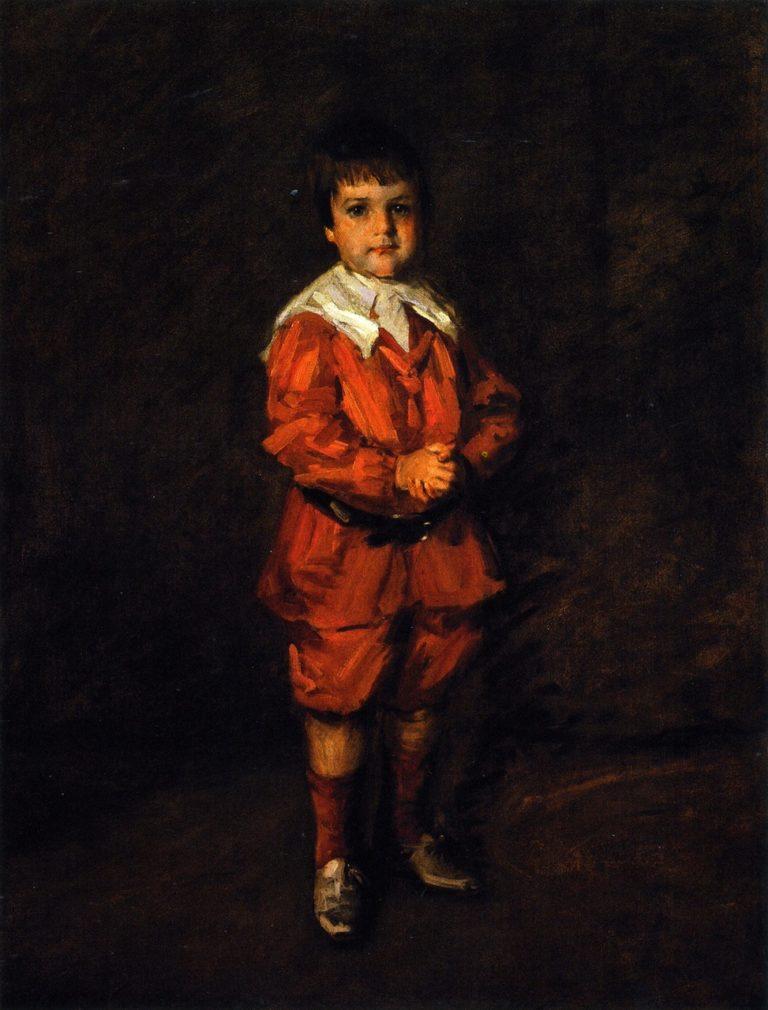 Master Robert | William Merritt Chase | oil painting