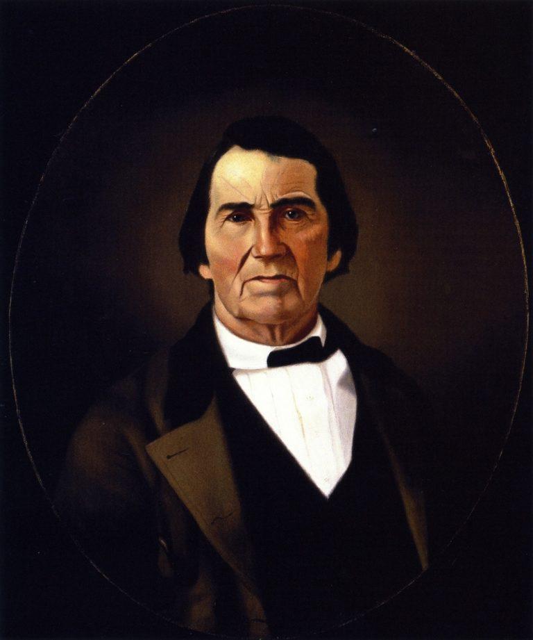 Moses Swaim | William Merritt Chase | oil painting