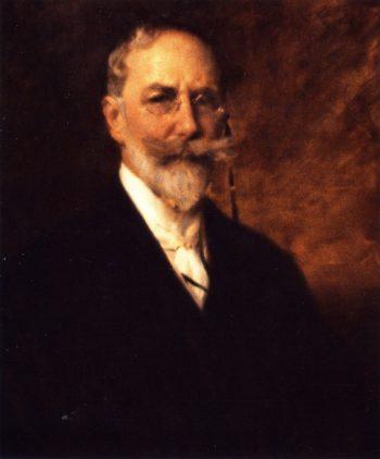 Self Portrait 1 | William Merritt Chase | oil painting