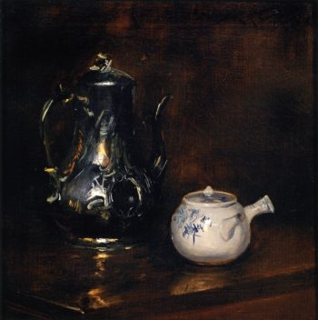 Still LIfe | William Merritt Chase | oil painting