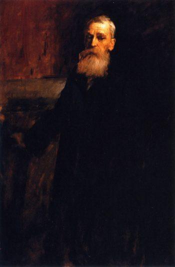 Thomas Moran N A | William Merritt Chase | oil painting