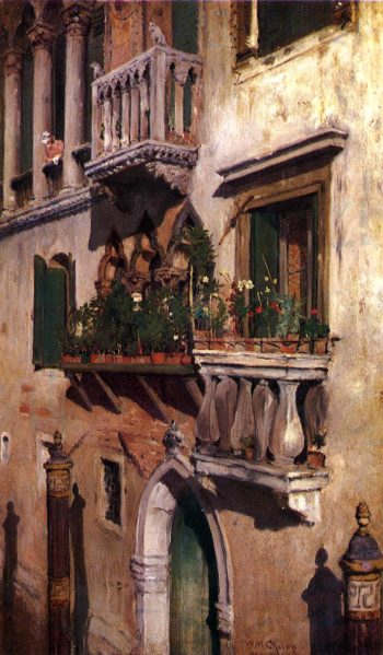 Venice 1 | William Merritt Chase | oil painting
