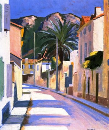 Cassis | Francis Campbell Bolleau | oil painting