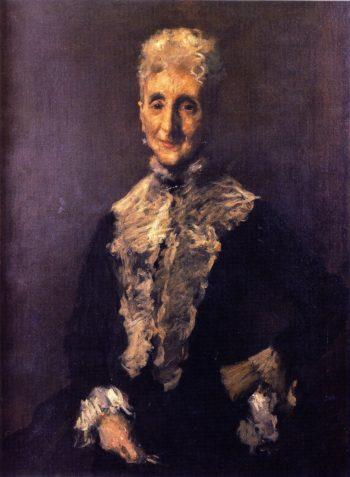 Virginia Stewart | William Merritt Chase | oil painting