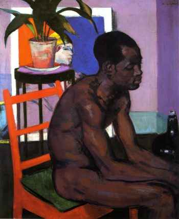 Pensive | Francis Campbell Bolleau | oil painting