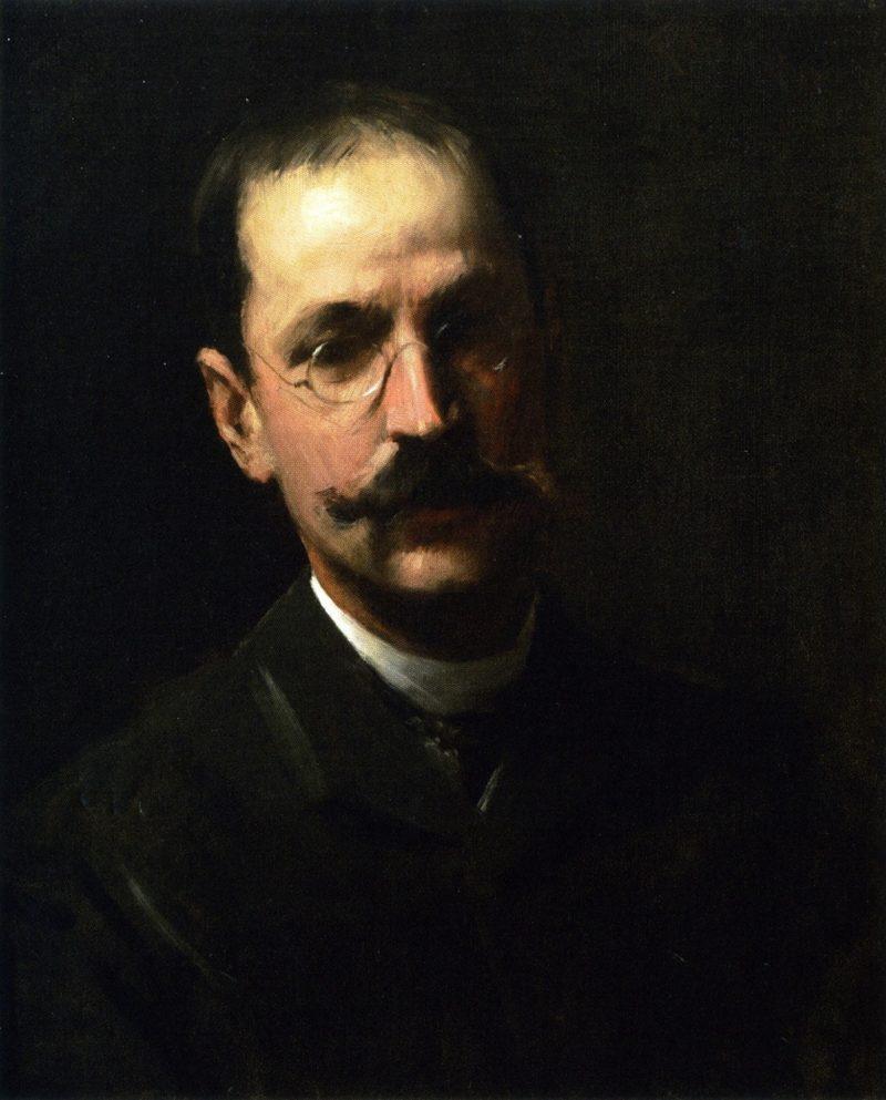 William Launt Palmer | William Merritt Chase | oil painting