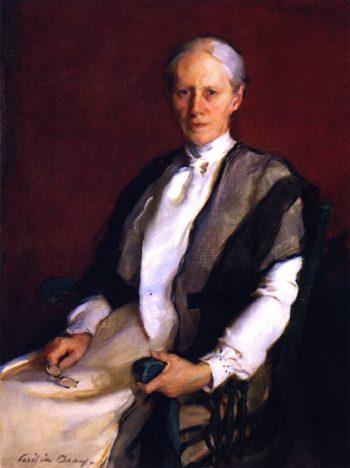 Sarah Elizabeth Doyle | Cecilia Beaux | oil painting