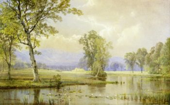 Landscape 1 | William Trost Richards | oil painting