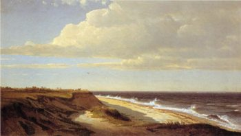 Nantucket | William Trost Richards | oil painting