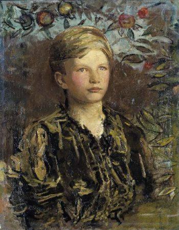 Townsend Bradley Martin | Abbott Handerson Thayer | oil painting