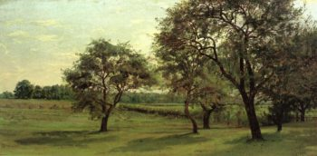 Shady Grove | William Trost Richards | oil painting