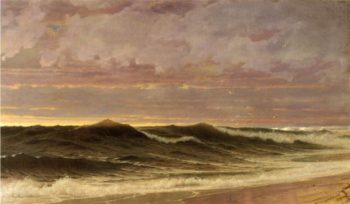 South Nantucket | William Trost Richards | oil painting