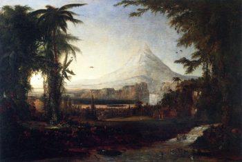 The Garden of Eden | Robert Scott Duncanson | oil painting
