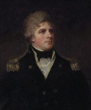 Admiral Sir John Orde | George Romney | oil painting