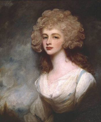 Lady Altamont | George Romney | oil painting