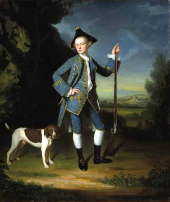 Jacob Morland of Capplethwaite | George Romney | oil painting