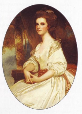 Catherine Knight | George Romney | oil painting