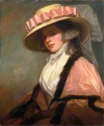 Catherine Brouncker Adye later Catherine Willett | George Romney | oil painting