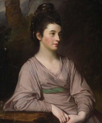 Miss Kirkpatrick | George Romney | oil painting