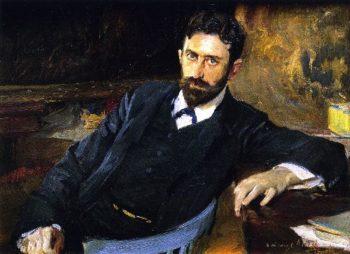 Francisco Acebal | Joaquin Sorolla y Bastida | oil painting