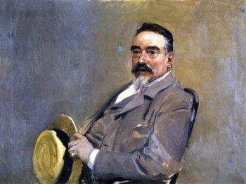 Antonio Garcia | Joaquin Sorolla y Bastida | oil painting