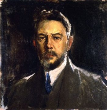 Self Portrait 1 | Joaquin Sorolla y Bastida | oil painting