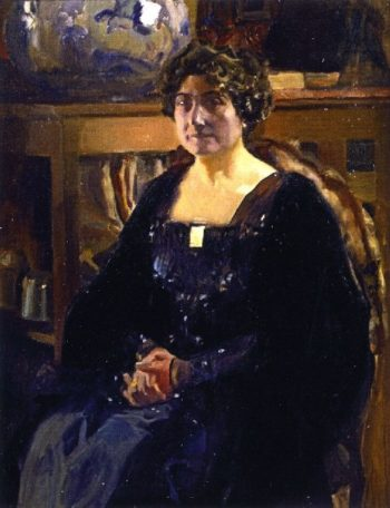 Lucrecia Arana | Joaquin Sorolla y Bastida | oil painting