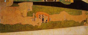 Water Sprites II | Egon Schiele | oil painting