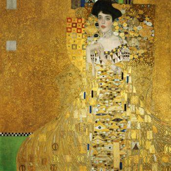 Adele Bloch Bauer I | Gustav Klimt | oil painting