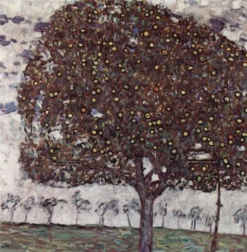 Apple Tree II | Gustav Klimt | oil painting