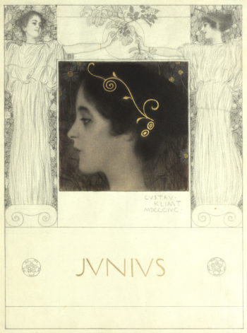 Junius | Gustav Klimt | oil painting