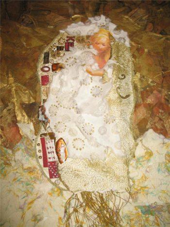 Ode To Klimt   Gustav Klimt   oil painting
