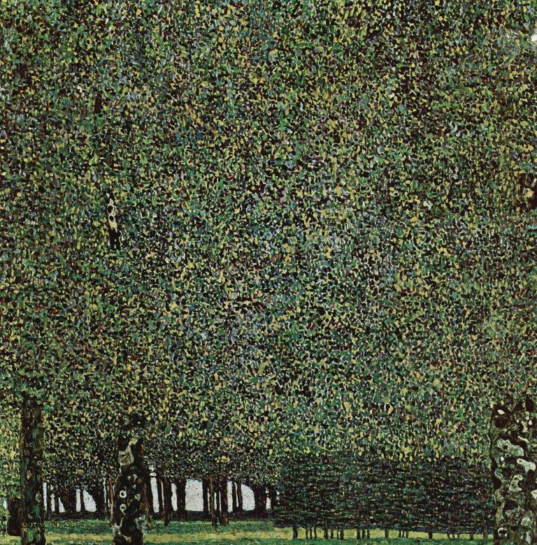 Park   Gustav Klimt   oil painting