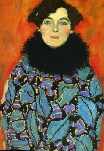 Portrait of Johanna Staude | Gustav Klimt | oil painting