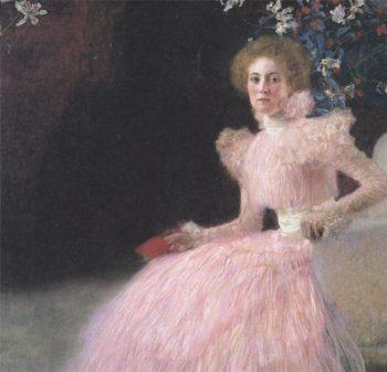 Sonja Knips | Gustav Klimt | oil painting