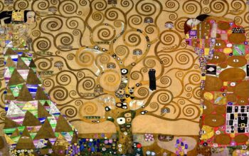 The Tree of Life | Gustav Klimt | oil painting