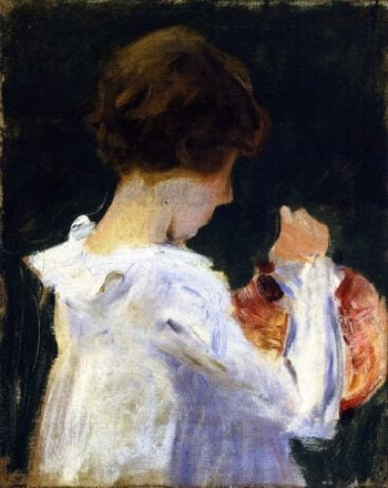 Carnation Lily Lily Rose 1 | John Singer Sargent | oil painting