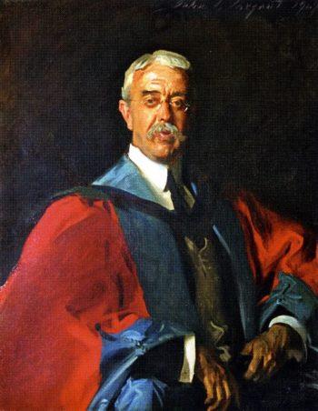 Dr William White | John Singer Sargent | oil painting