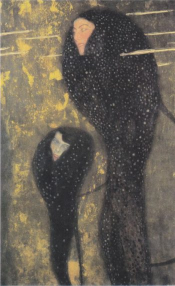 Water Nymphs | Gustav Klimt | oil painting