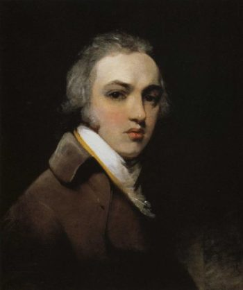 Self Portrait as a Young Man | Sir Thomas Lawrence | oil painting